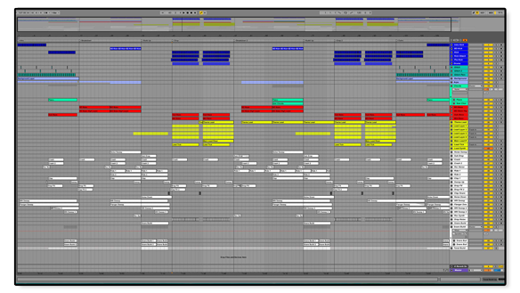How To Make Progressive House Ableton Live Template