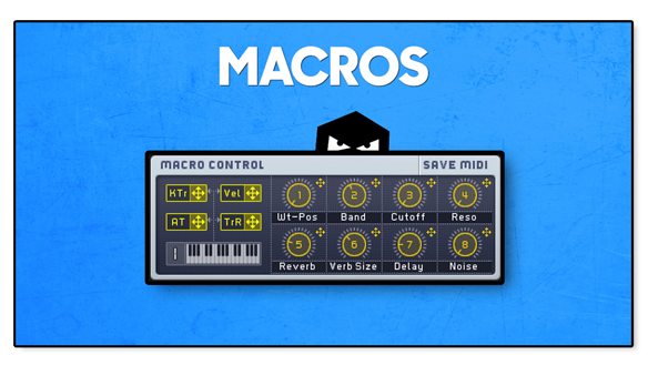 Audiotent Native Instruments Massive Presets Macros