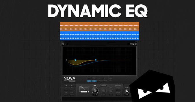 Dynamic EQ Sidechain Technique - Audiotent