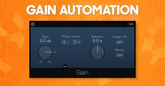 Gain automation