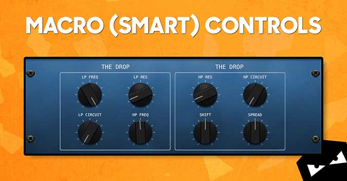 Macro smart controls
