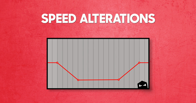 Speed alteration