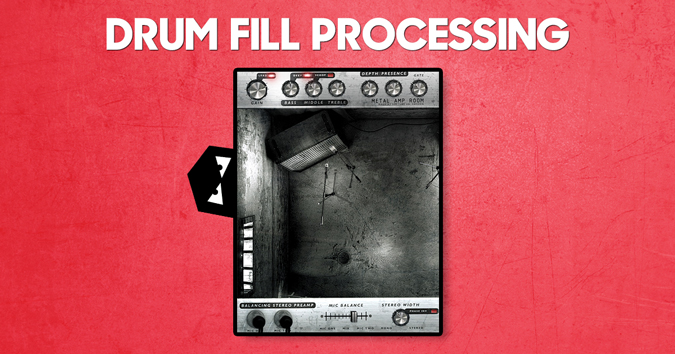 Drum fill processing