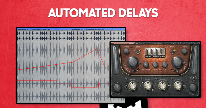 Automating delays