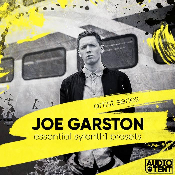 Joe Garston Essential Sylenth1 Presets - Audiotent