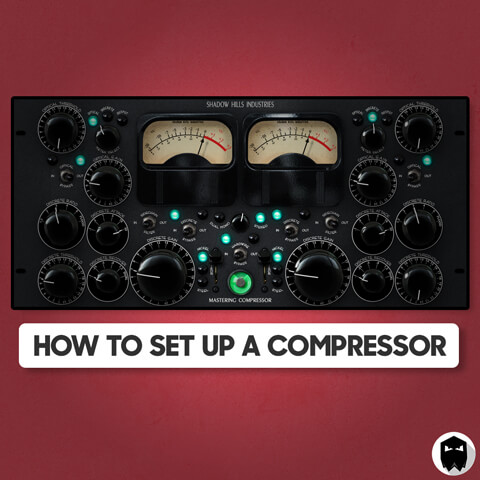 How to setup a compressor