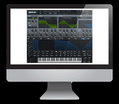Chaos Tech-House Xfer Serum Presets - Advanced Sound Design