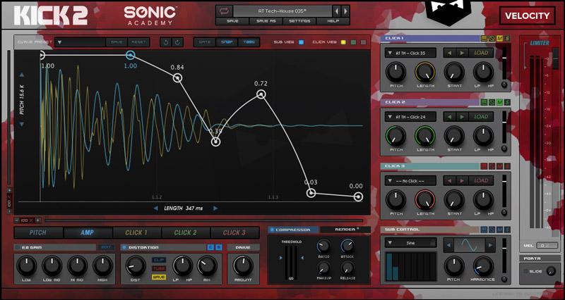 sonic academy kick 2 download free