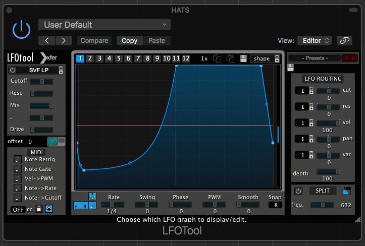 Crispy Techno Hi-Hats - Audiotent
