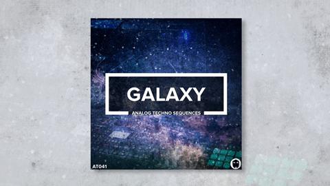 Galaxy // Analog Techno Sequenes