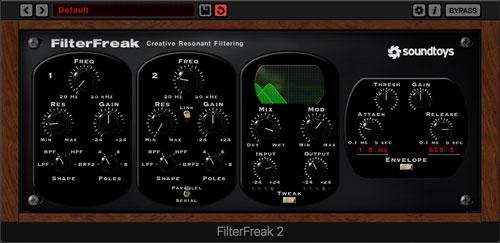 Soundtoys Filter