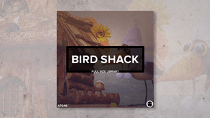 Bird Shack // Full Size Library