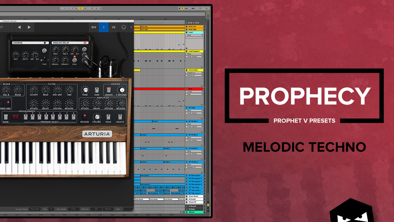 Audiotent Prophecy