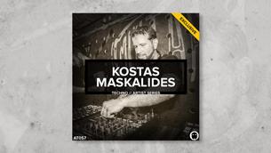 Kostas Maskalides // Techno Artist Series