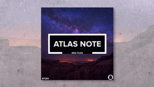 Atlas Note // Melodic MIDI Files