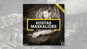 Kostas Maskalides // Artist Series