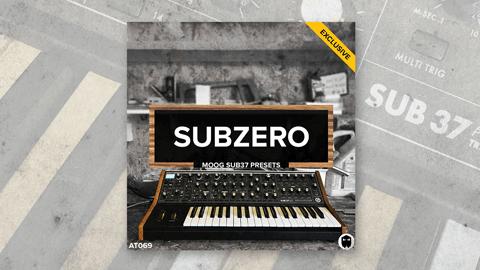Subzero // Moog Sub 37 Presets
