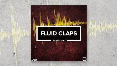 Fluid Claps // Techno Clap Samples