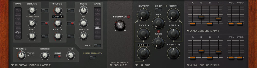 Audiotent u-he Diva Presets Melodic Techno and Deep