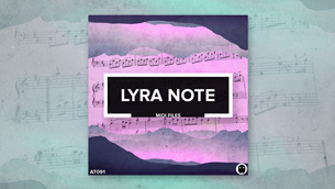 Lyra Note // Melodic MIDI Files