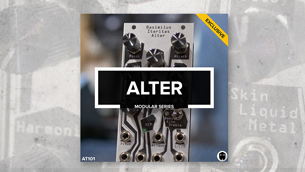 Alter // Analog Bass Loops
