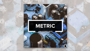 Metric // Analog Bass Loops