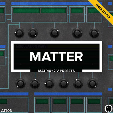 Audiotent Matter