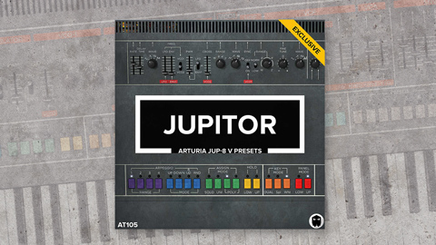 Jupitor // Arturia JUP-8V Presets