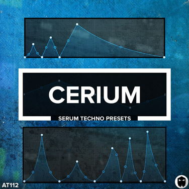 Cerium // Serum Techno Presets