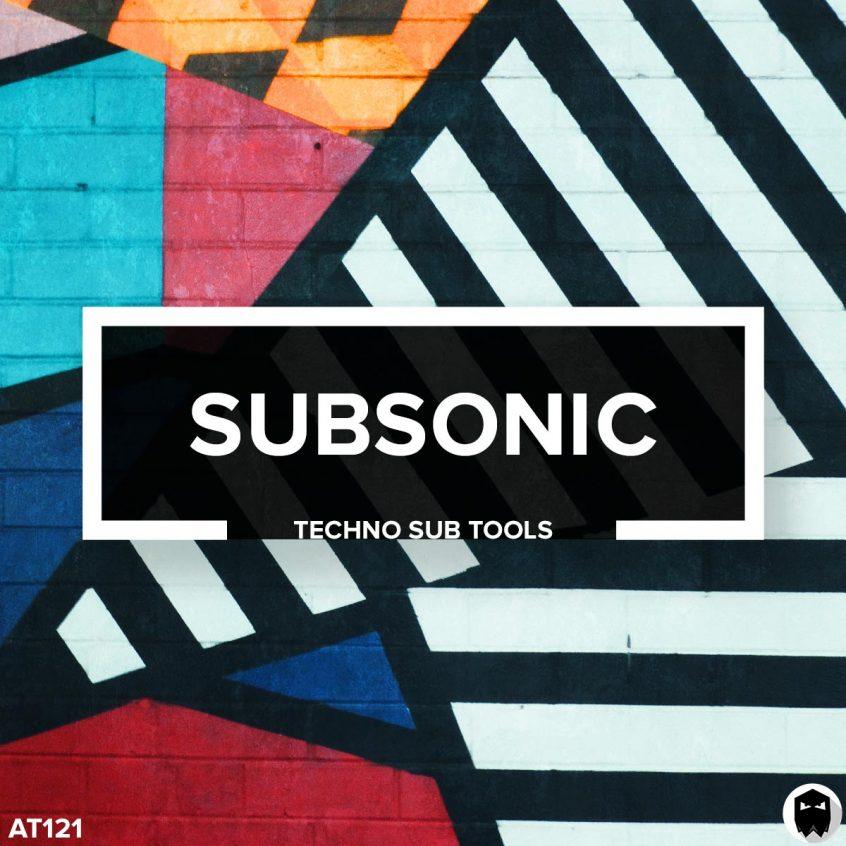 Subsonic Sub Tools // Bassline & Rumble Techno Loops