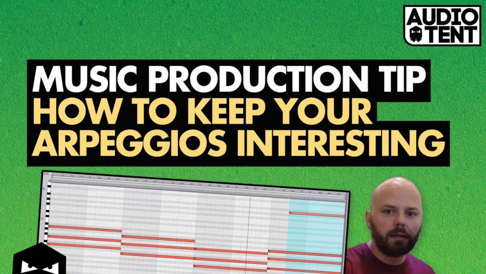How To Keep Your Arpeggios Interesting