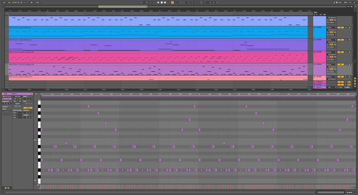Arturia Pigments Melodic House & Techno Presets // Binary