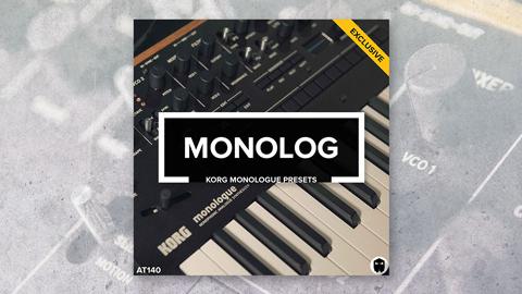 Monolog // Korg Monologue Presets