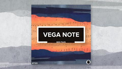 Vega Note // Melodic MIDI Files