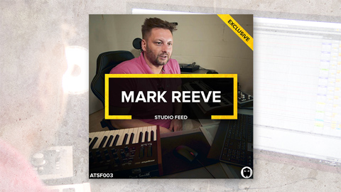 Mark Reeve // Studio Feed