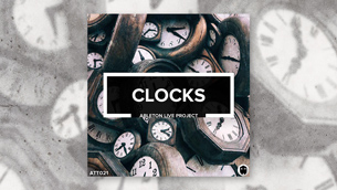 Clocks // Ableton Live Template
