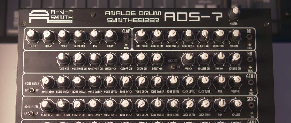 066 AT Pure Kick - AVP Synth ADS-7 G